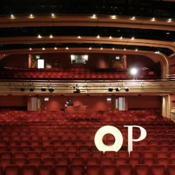 Watch a play in the Oxford playhouse