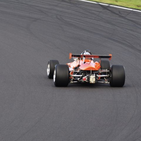 Home to the British Grand Prix car races