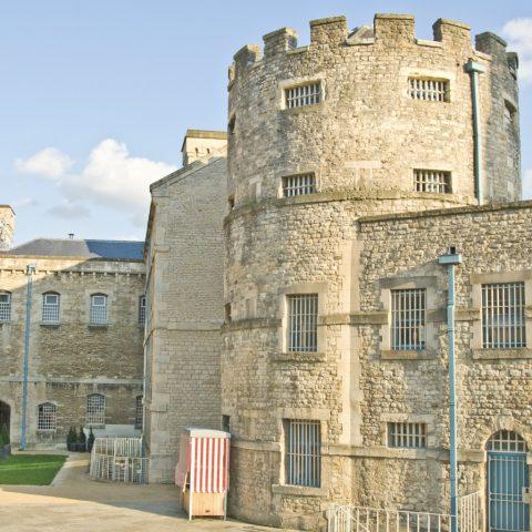 Visit Oxford Castle for a historical tour