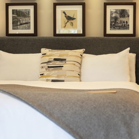 Get comfy and cosy with a stay at voco Oxford Thames
