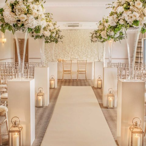 Wedding testimonial from April 2017