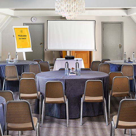 Host your meeting in our fully equipped rooms