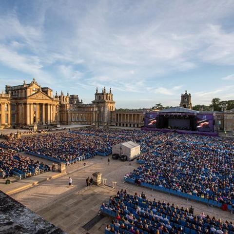 Nocturne music festival concert 2020