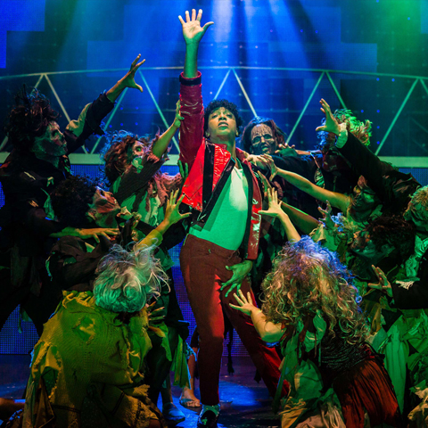 Thriller live 2020 tour